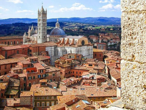 In search of Tuscany's art and culture