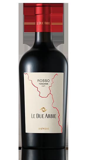 Rosso Le Due Arbie IGT Toscana 2015