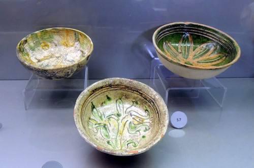 Early ceramics Italy