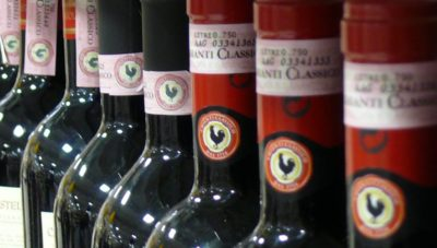 Chianti Classico and the Black Rooster