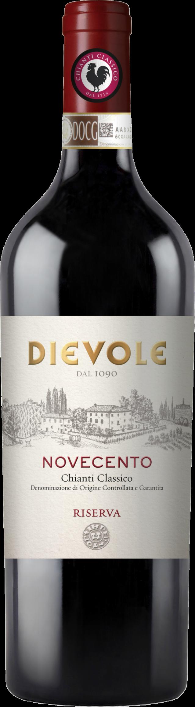 Novecento Chianti Classico Riserva DOCG 2015