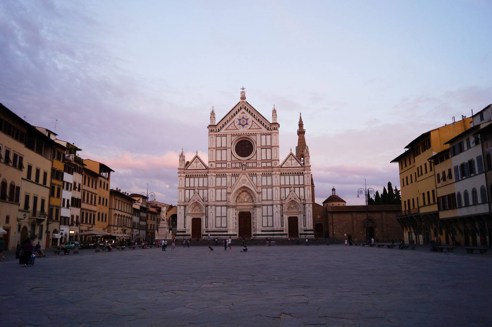 Santa Croce by Bruce Stokes
