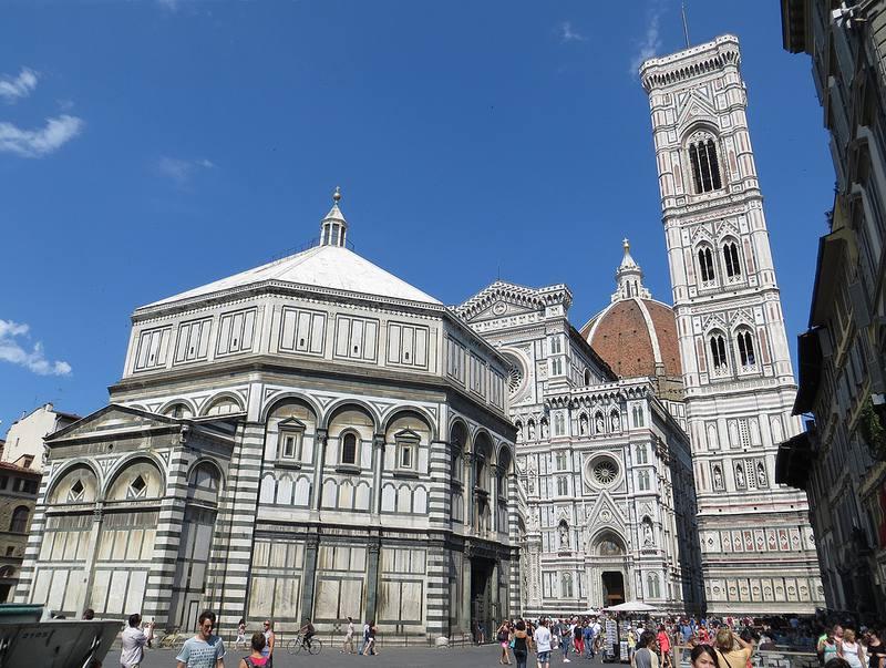 Duomo by Tim Rawle