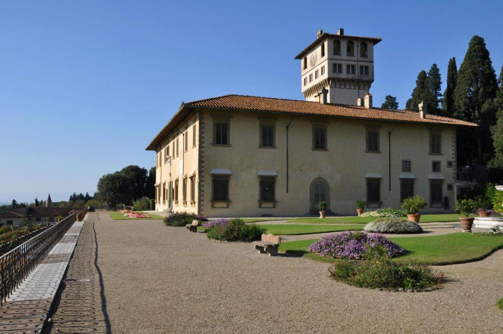 Villa Petraia and gardens | Photo: author