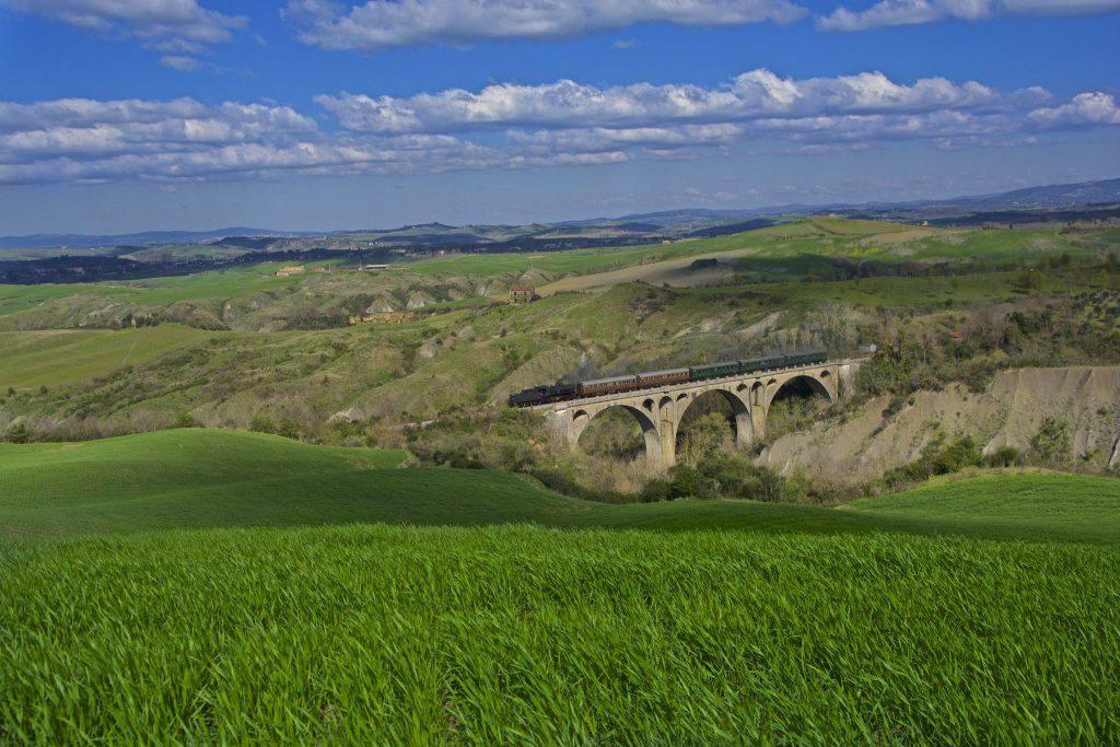 Treno Natura in Poggio Pinci | Photo Flickr User Antonio Cinotti