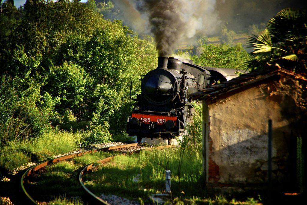 Treno Natura | Photo User Flickr Antonio Cinotti