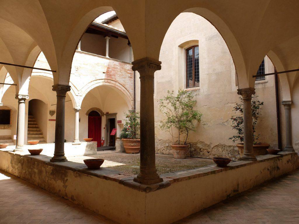Conversos cloister