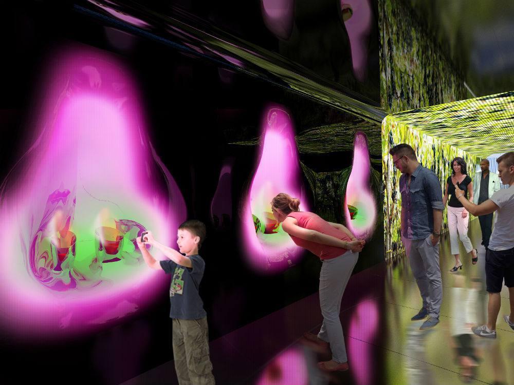 The futuristic perfume gallery