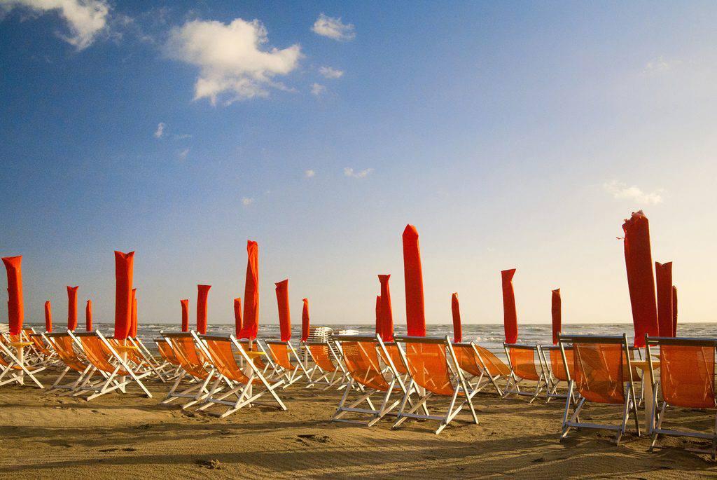 A beautiful beach in Tuscany | photo Fabrizio Angius