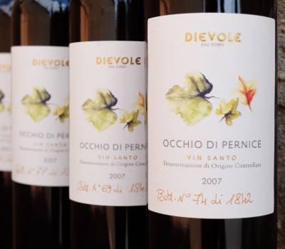 5 cose che potresti non sapere sul Vin Santo Occhio di Pernice
