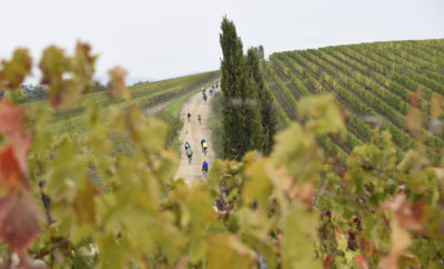 Eroica: the vintage bike race in Tuscan wine country