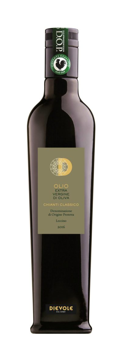 DOP Chianti Classico Monocultivar Leccino Extra Virgin Olive Oil