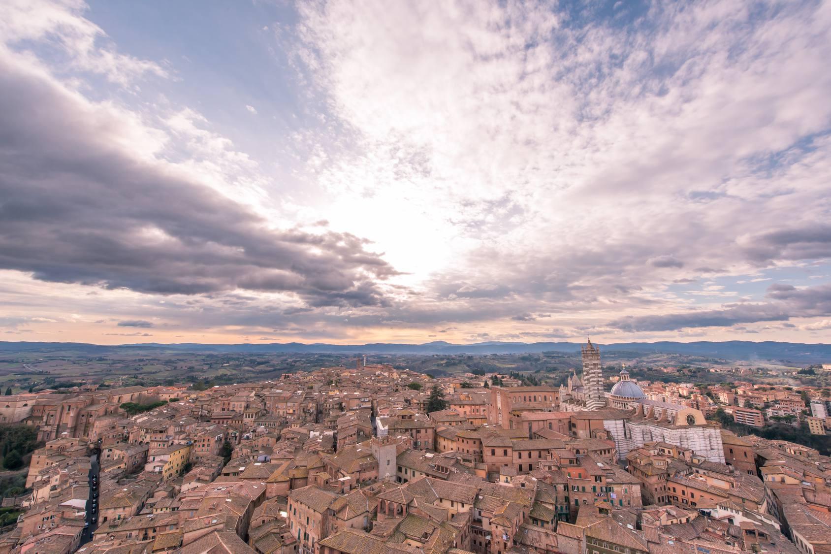 Spectacular Siena