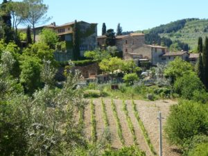 5 towns in the Chianti Classico Area