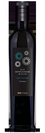 100% Italiano  Monocultivar Coratina  Olio Extravergine di Oliva