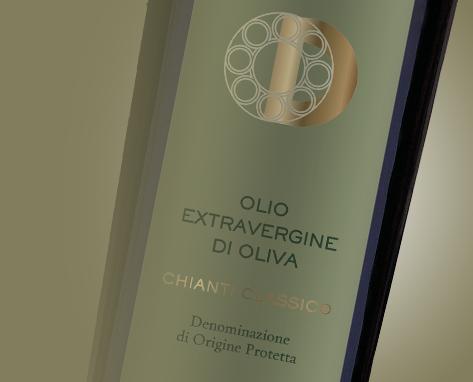 Chianti Classico DOPNatives Olivenöl Extra