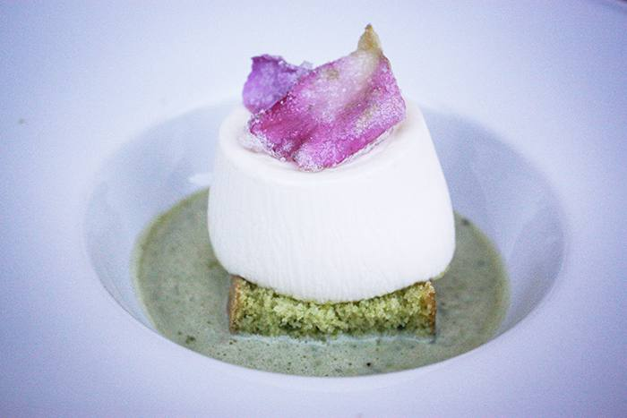 Extra Virgin Olive Oil Panna Cotta