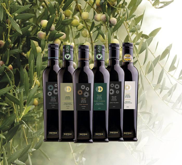 Dievole Olive Oils