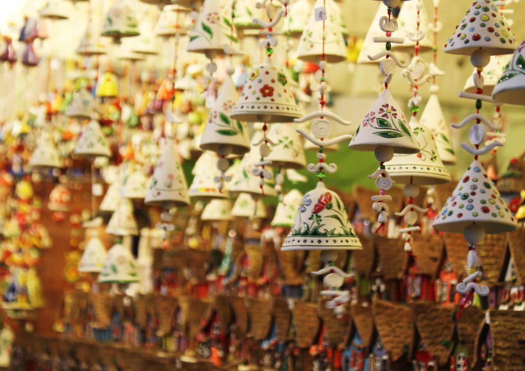 Mercato di Natale a Firenze