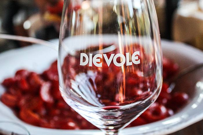 A nice glass of...red!