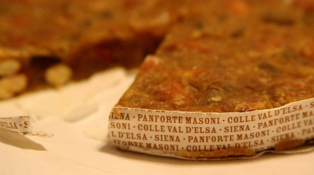 Panforte | Photo Flickr user  Min Liu