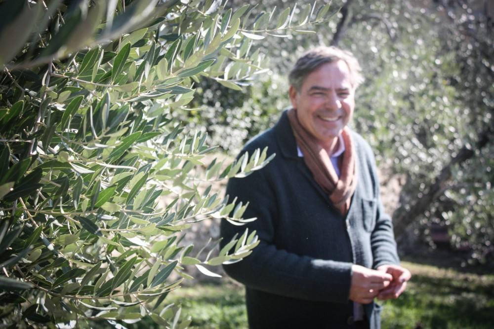 Marco Scanu, Dievole's oil expert