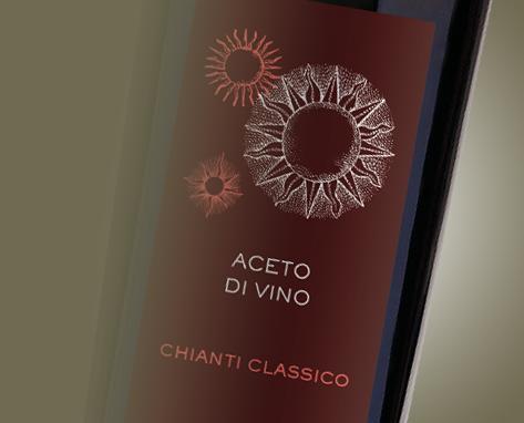 Aweinessig aus Chianti Classico Millesimato