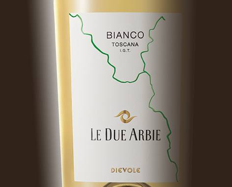 Bianco Le Due Arbie IGT Toscana 2017