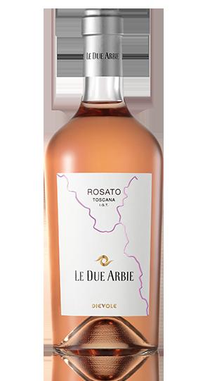 Rosato Le Due Arbie IGT Toscana 2018