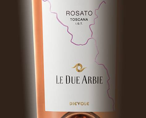 Rosato Le Due Arbie IGT Toscana 2016