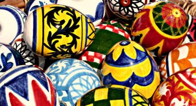 Traditional Easter recipes in Tuscany