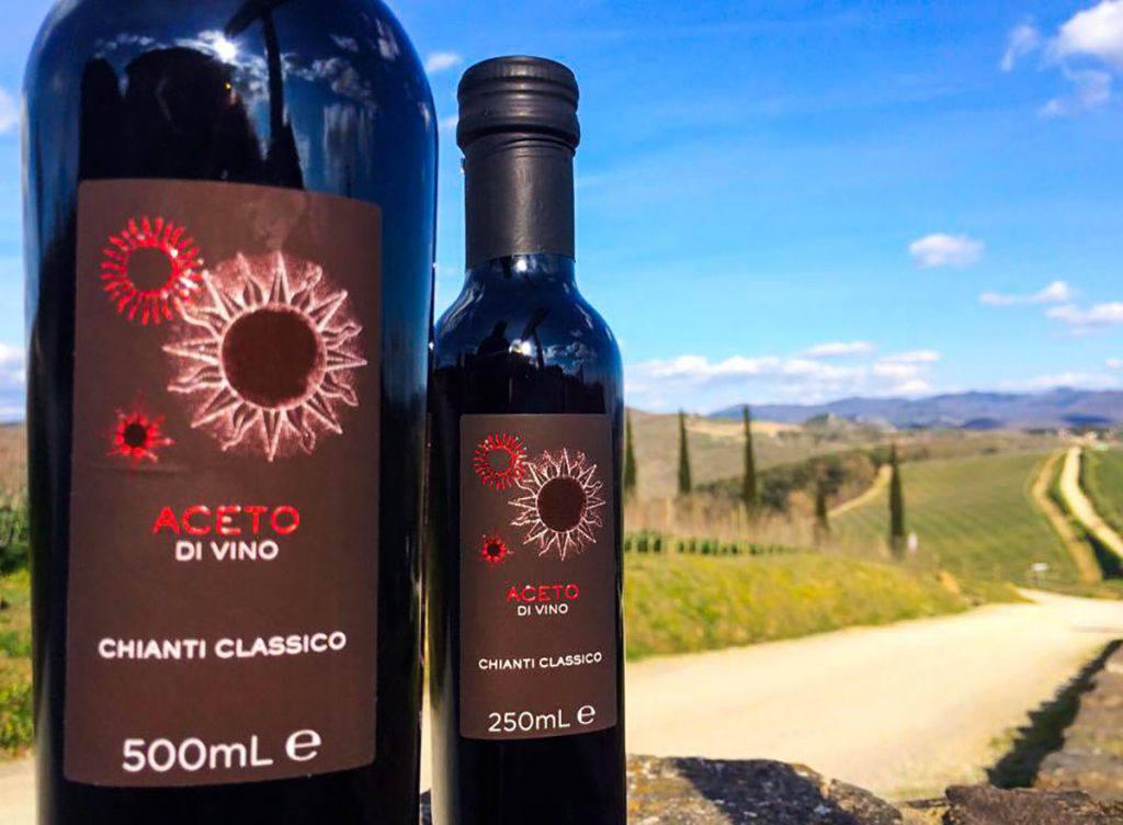 L'aceto di vino Dievole è 100% toscano!