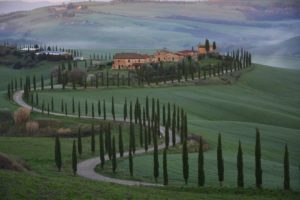 The best tips to photograph landscapes Around Siena with Antonio Cinotti
