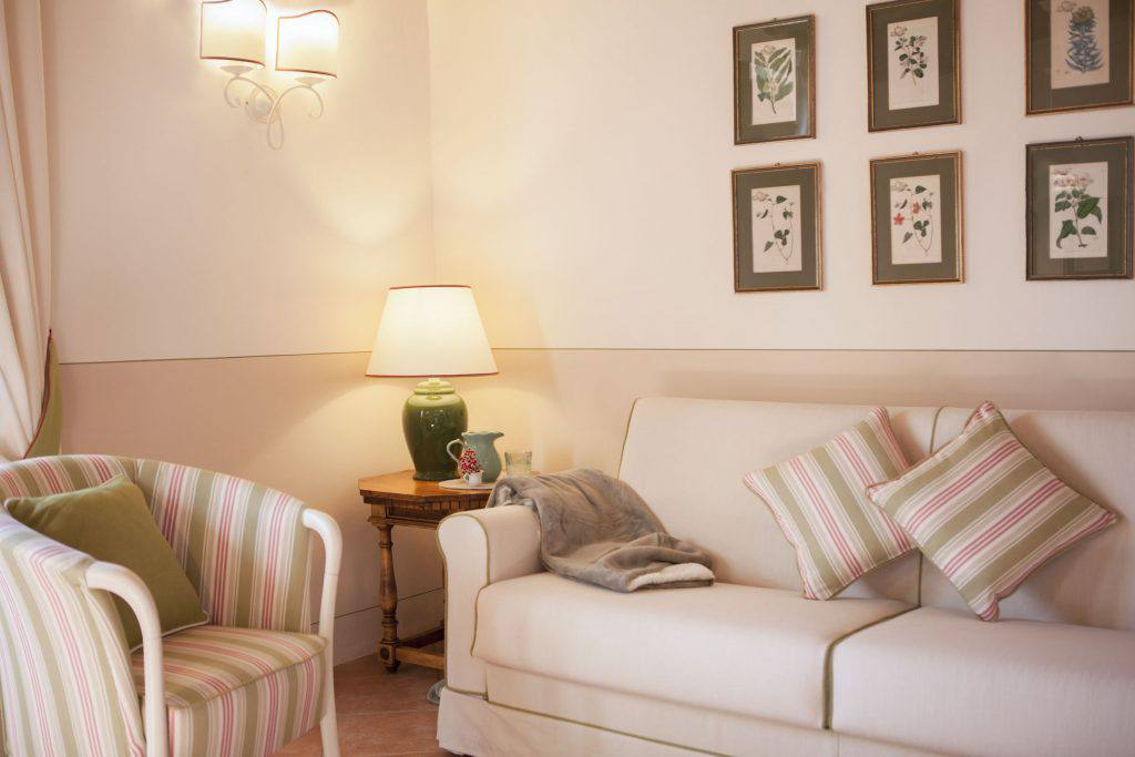Tuscany apartments are all about feeling comfortable!