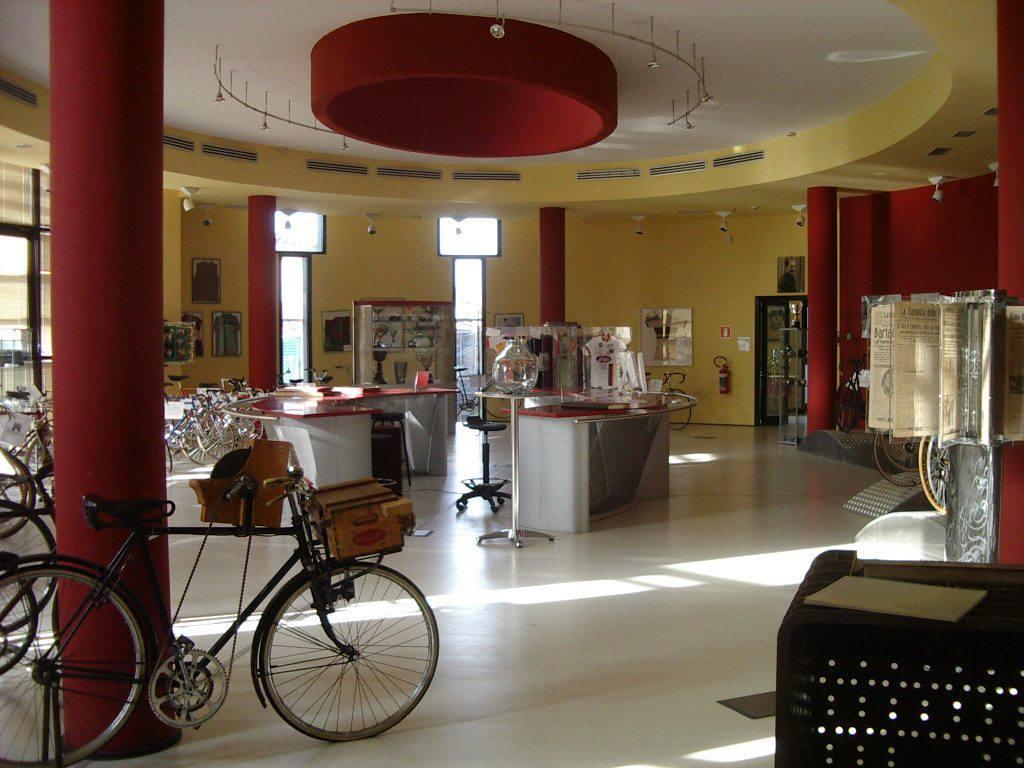 Museo di Ciclismo Bartali at Ponte a Ema (FI)