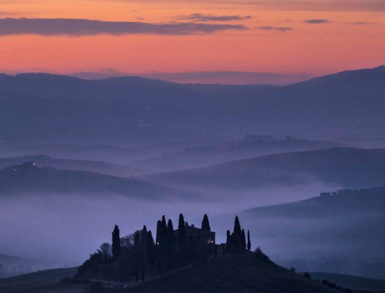 Catturando l'atmosfera: le foto di Alessio Rossi