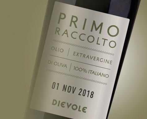 Primo Raccolto: das Olio Nuovo von Dievole