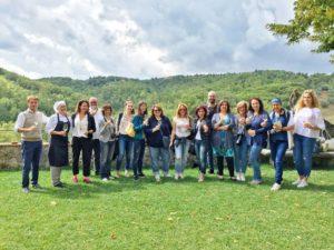 I Food Blogger Italiani alla scoperta di Dievole