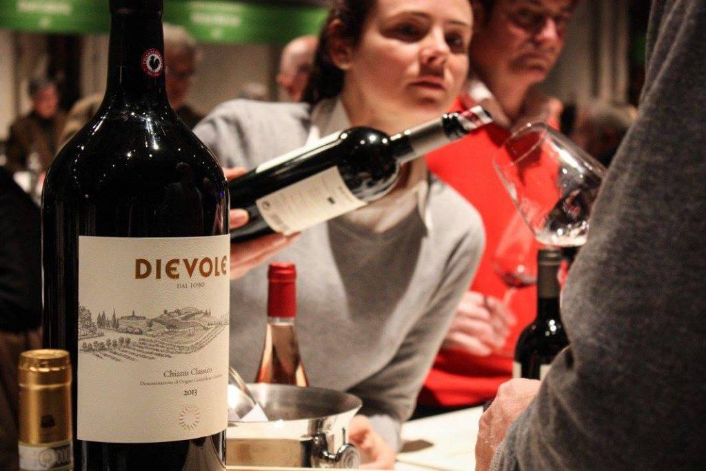 We always take pride in serving Dievole Chianti Classico