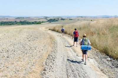 How to travel Tuscany the active way
