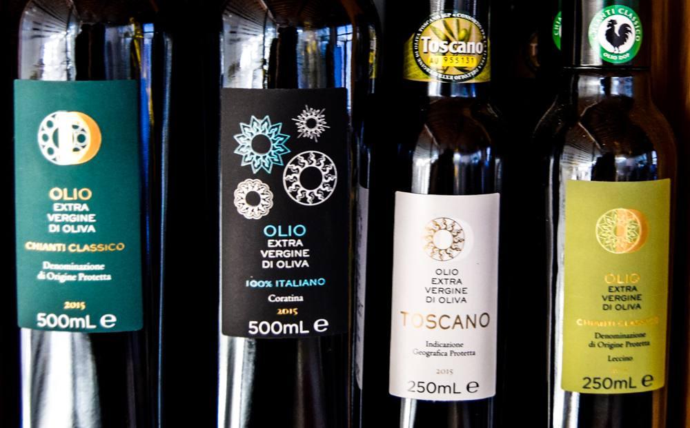 olive oil nutrition
