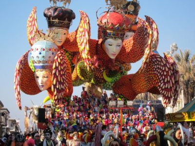 Italian carnival: the best places to experience it