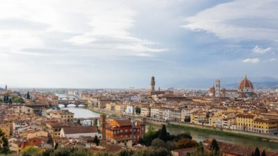 Some of our favorite things to do in Florence