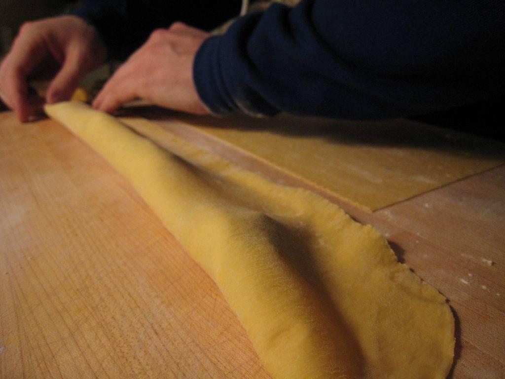 Rolling ravioli   Photo Garin Fons via Flickr