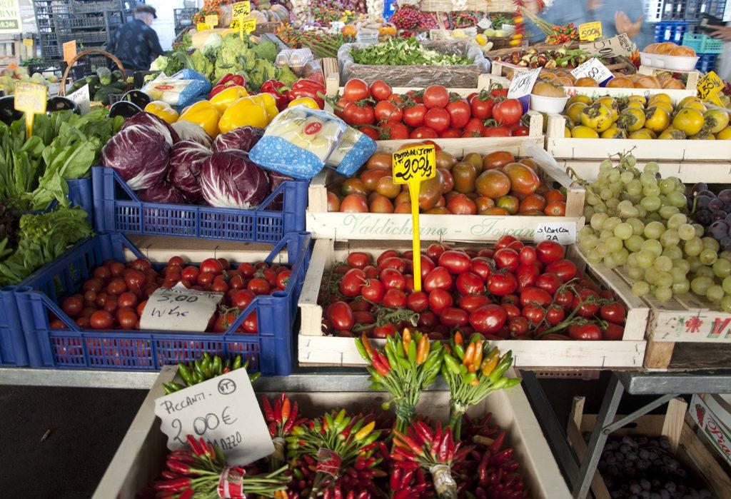 Sant'Ambrogio Market   Photo Eric Parker via Flickr