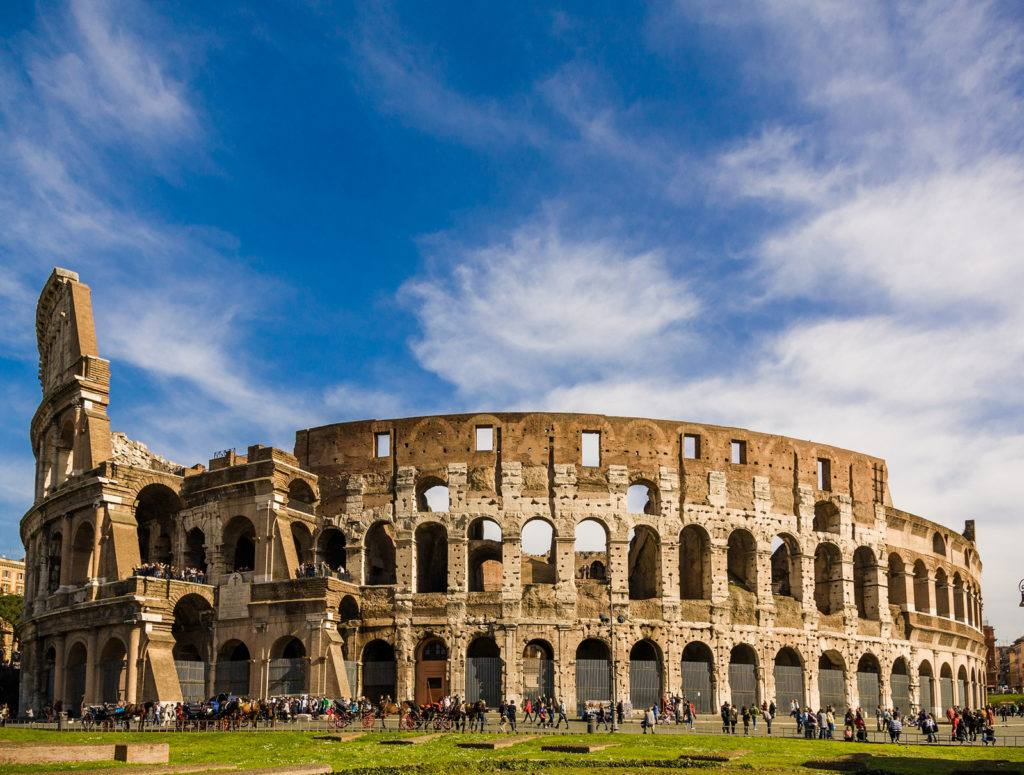 Colosseum in Rome   Photo Never House on Flickr