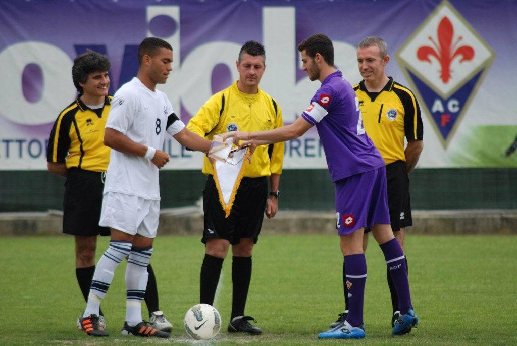 Fiorentina Soccer Match   Photo Ben Mangels via Flickr