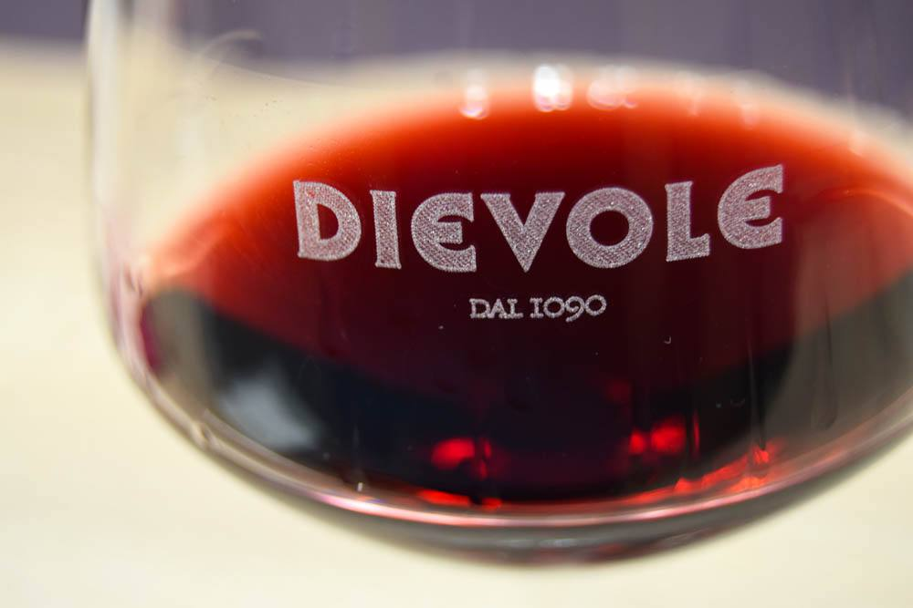 The epitome of Chianti Taste: red wine!