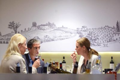 Italian Wine: recent research in market trends and consumption