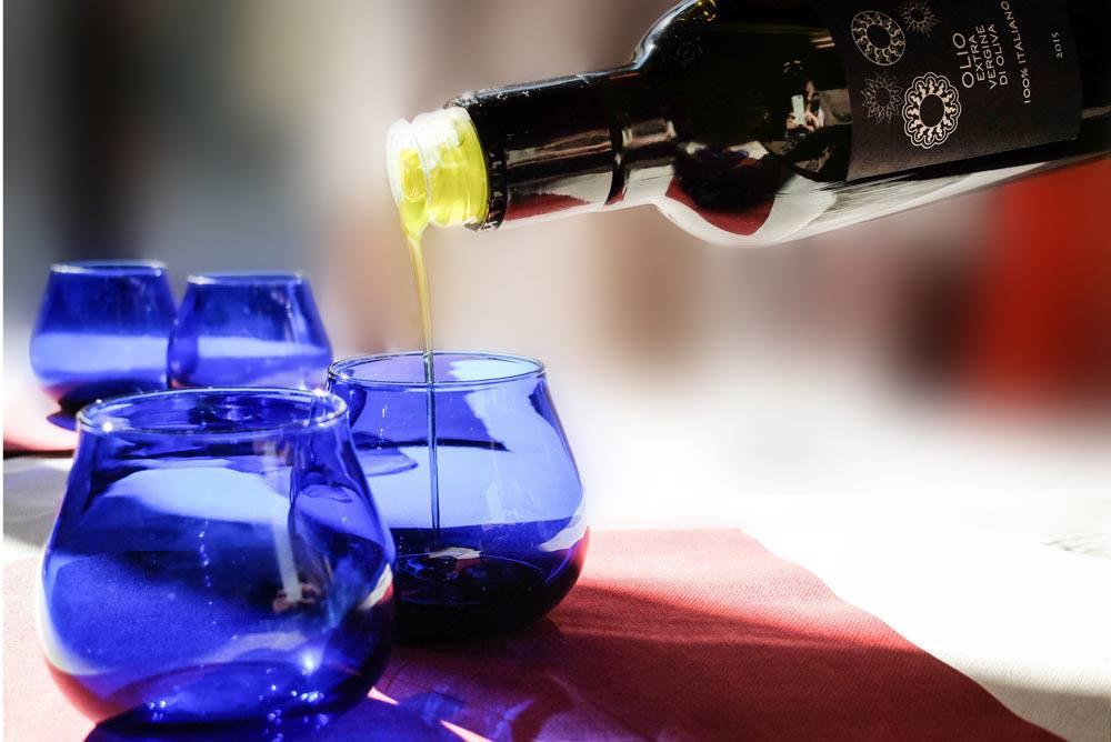 Extra Virgin Olive Oil Tasting